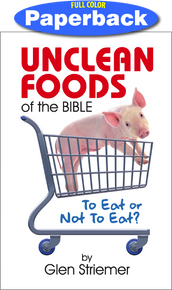 Cover of Unclean Foods of the Bible