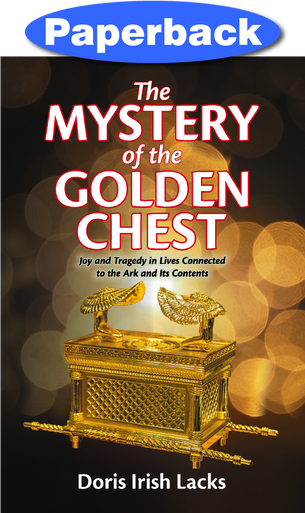 Cover of Mystery of the Golden Chest, The