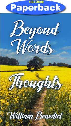 Cover of Beyond Words Thoughts