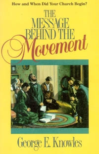 Cover of The Message Behind the Movement
