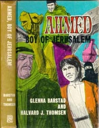Cover of Ahmed Boy of Jerusalem