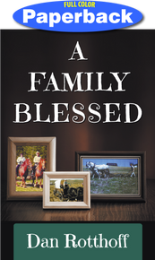 Cover of A Family Blessed