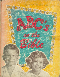 Cover of ABC's in the BIble