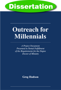 Cover of Outreach for Millennials