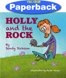 Cover of Holly and the Rock