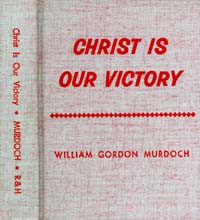 Cover of Christ of Our Victory