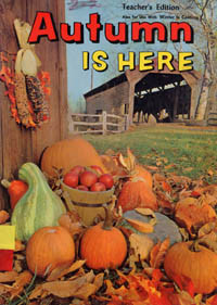 Cover of Autumn is Here