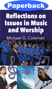Cover of Reflections on Issues in Music and Worship