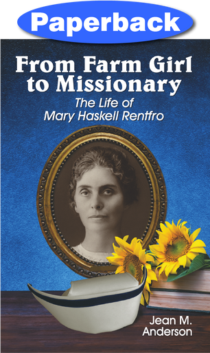 Cover of From Farm Girl to Missionary