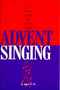Cover of Advent Singing
