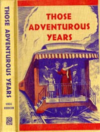 Cover of Those Adventurous Years