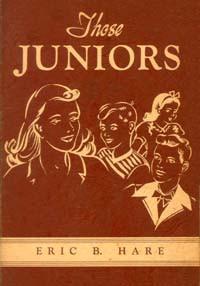 Cover of Those Juniors