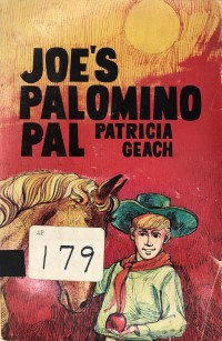 Cover of Joe's Palomino Pal