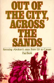 Cover of Out of the City, Across the Sands