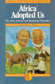 Cover of Africa Adopted Us