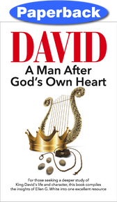 Cover of David: A Man After God's Own Heart