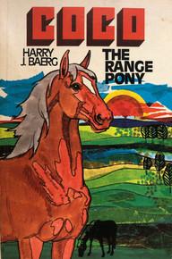 Cover of Coco the Range Pony