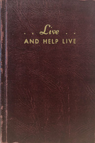 Cover of Live and Help Live
