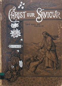 Cover of Christ our Saviour