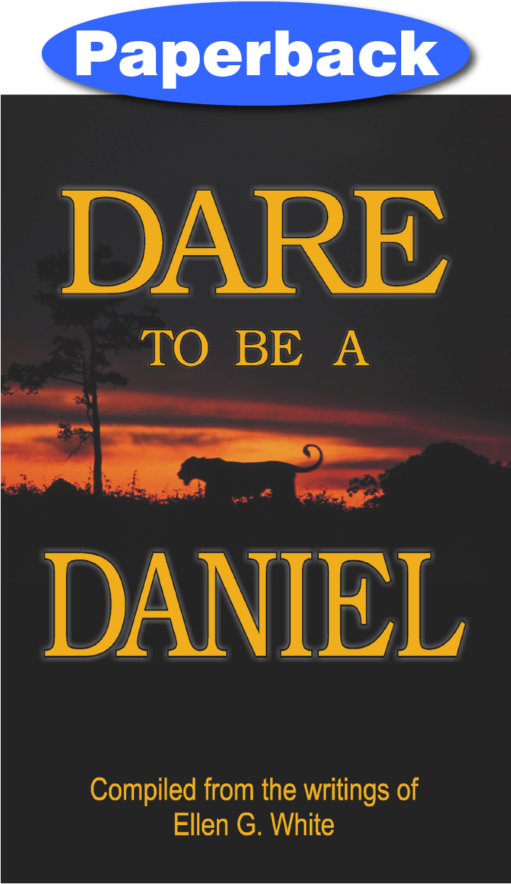 Dare to Be a Daniel / White, Ellen G / Paperback / LSI