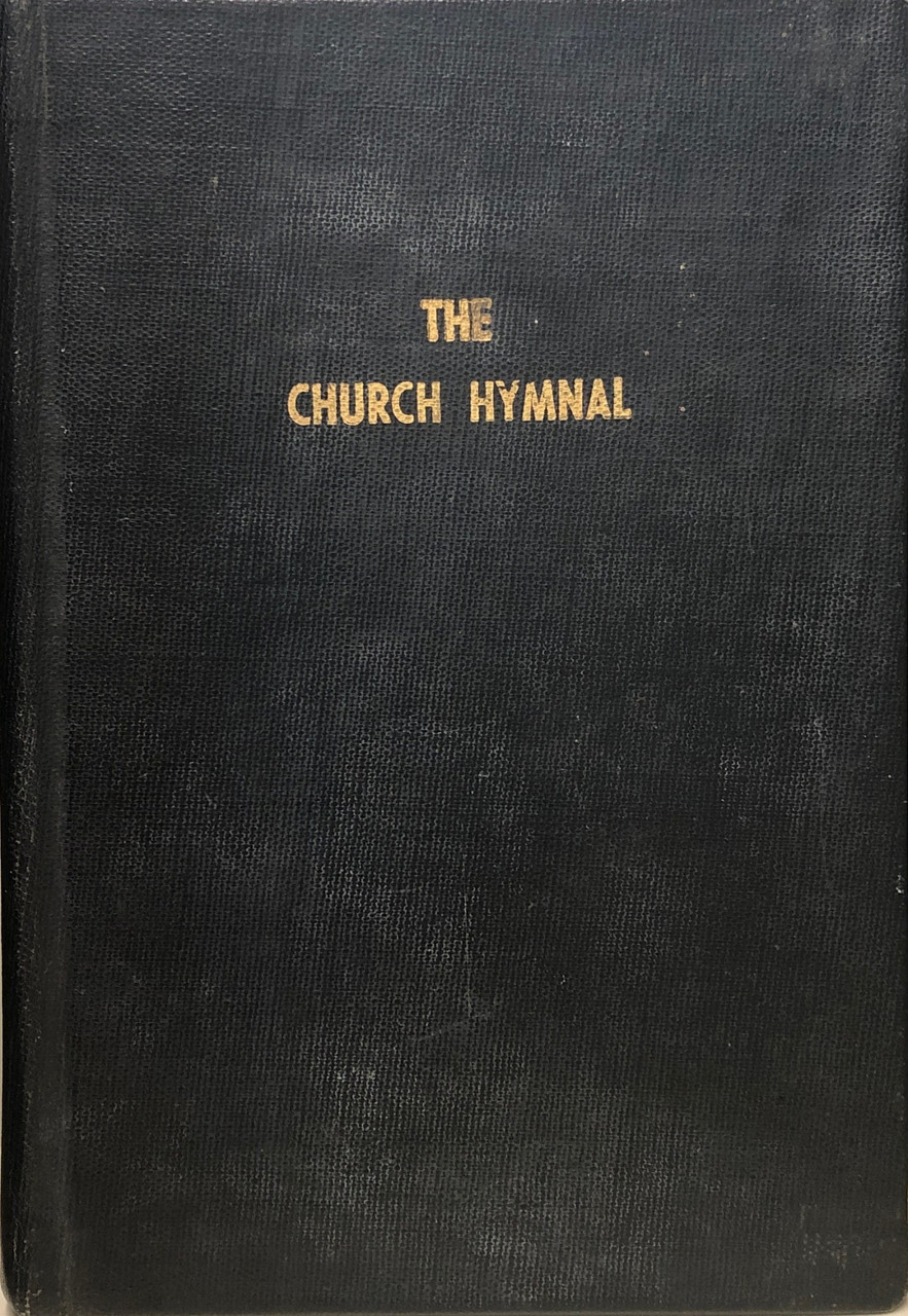 Church Hymnal, The--Official Hymnal SDA / Song Books / (HB