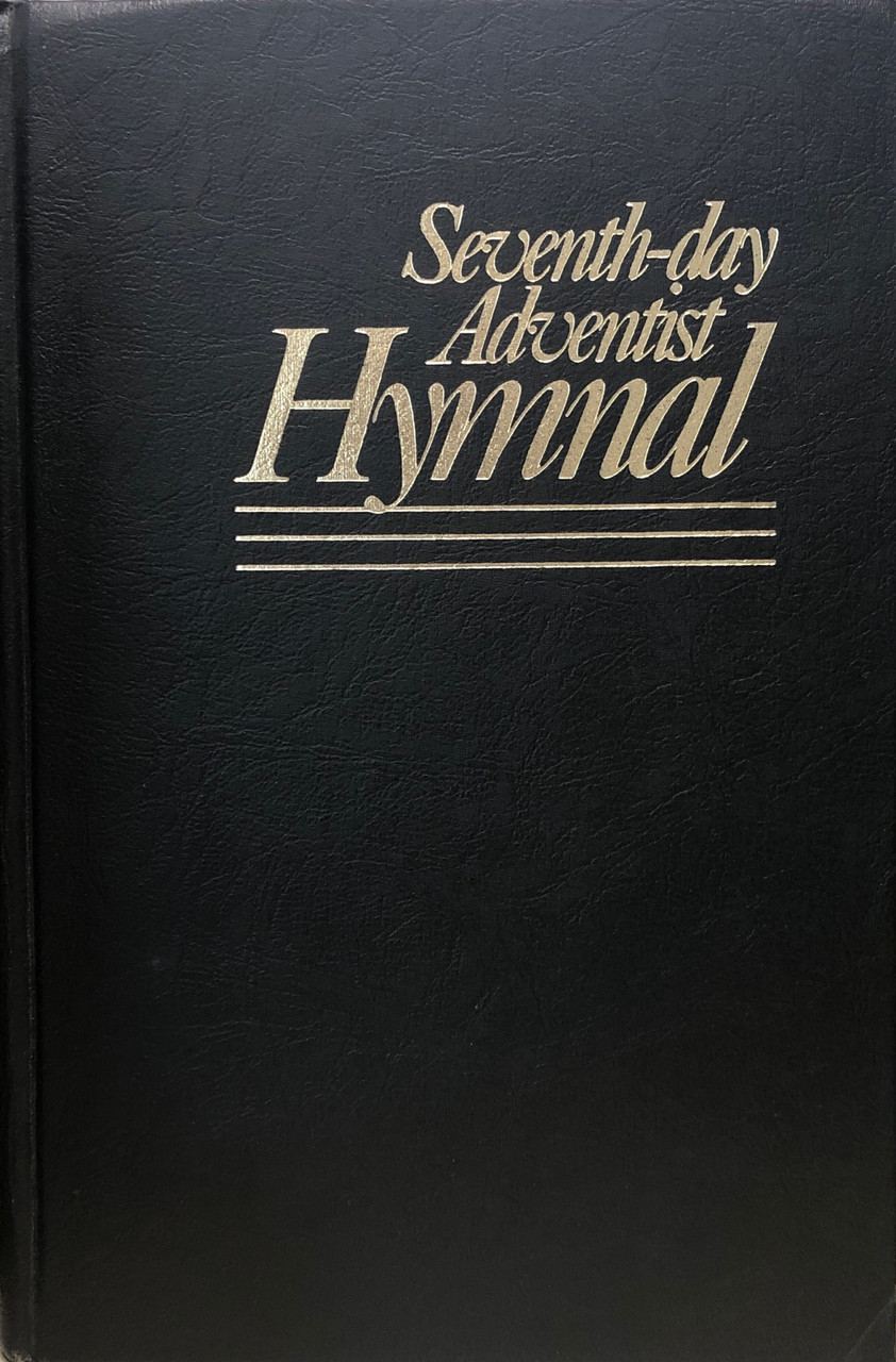 SDA Hymnal--Pew Black / Song Books / (HB/1985-1989/A-/USED) - TEACH