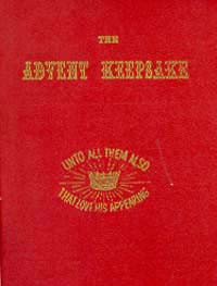 Cover of The Advent Keepsake