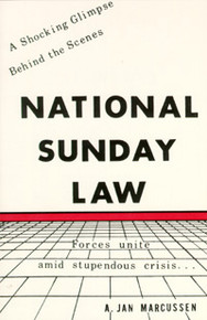 Cover of National Sunday Law