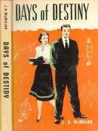 Cover of Days of Destiny