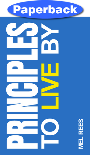 Cover of Principles to Live By