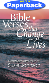 Cover of Bible Verses That Change Lives