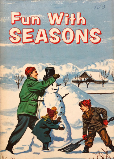 Cover of Fun with Seasons