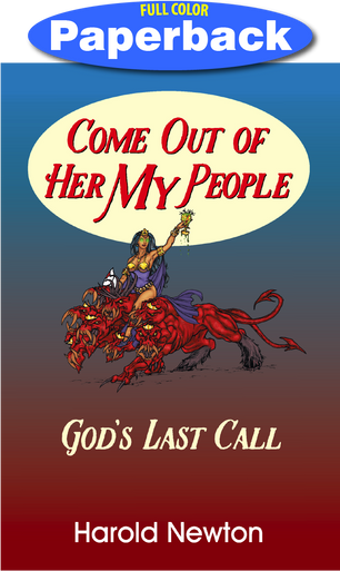 Cover of Come Out Of Her My People