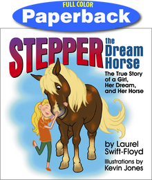 Cover of Stepper the Dream Horse