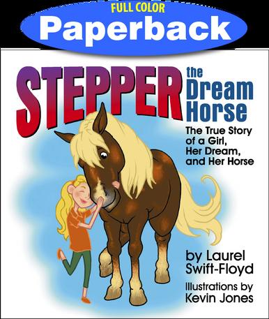 Cover of Stepper the Dream Horse