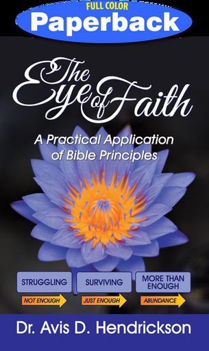 Cover of The Eye of Faith