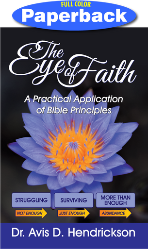 Cover of The Eye of Faith