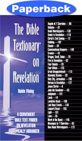 Bible Textionary on Revelation / Vining, Noble B / Paperback / LSI