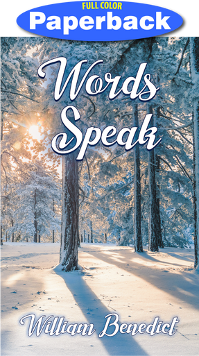 Front cover of Words Speak