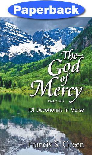 Front Cover of God of Mercy