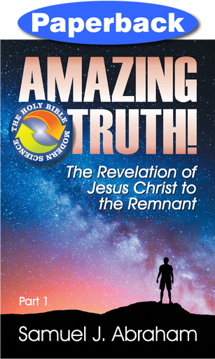 Front cover of Amazing Truth