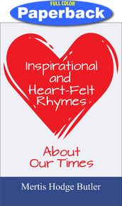 Front cover of Inspirational and Heart-Felt Rhymes