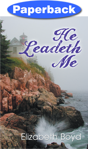 Front cover of He Leadeth Me
