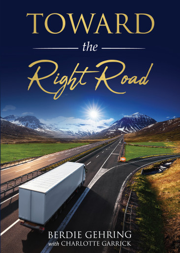 Front cover of Toward the Right Road