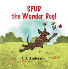 Spud the Wonder Dog / Anderson, CJ / Paperback / LSI