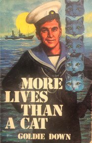 More Lives Than a Cat   / Down, Goldie M / (PB/1979-1979/B/USED)