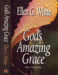 Cover of God's Amazing Grace may be representation.