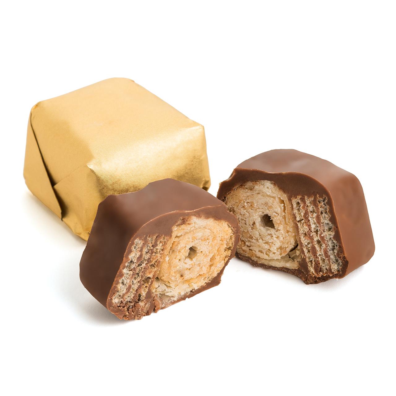 BAKLAVA-CHOCOLATE WAFERS