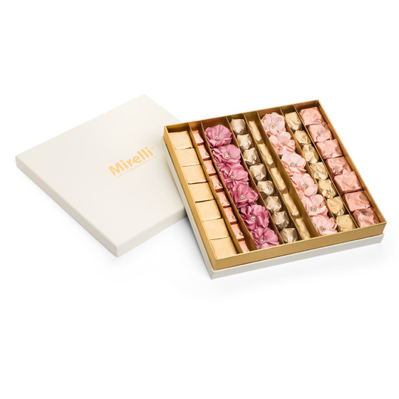 Mother's Day Chocolate Mirelli White Gift Box