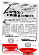 The Contemporary Chord Finder Learning System